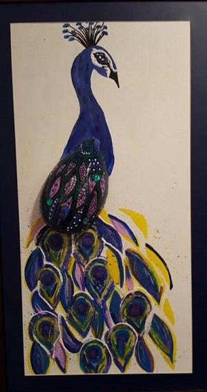 Shauna Narine Fancy Bird