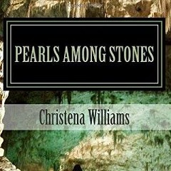 christena pearls amongst stones
