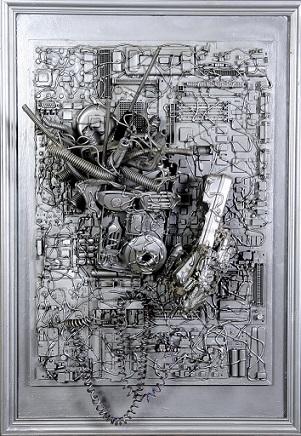 Gerard GittensTechno Man